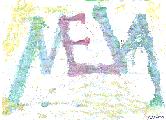 Logo MEVA-Lab (Aquarell) -> groß